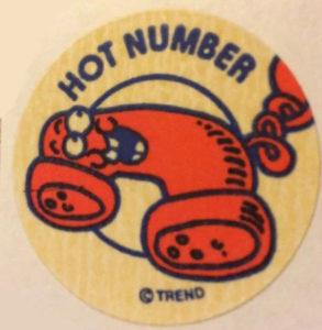 hotnumber